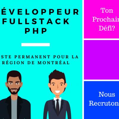 Dev. FullStack PHP