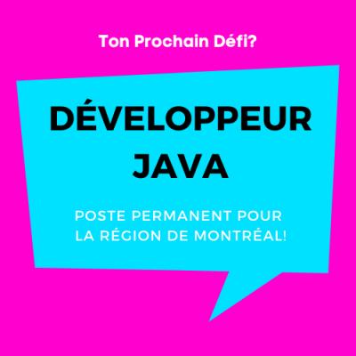 Dev. Java