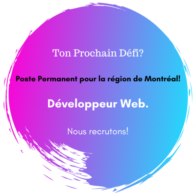 Developpeur Web